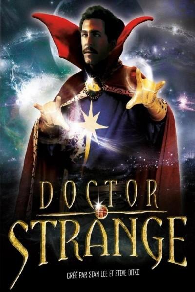 Caratula, cartel, poster o portada de Doctor Extraño