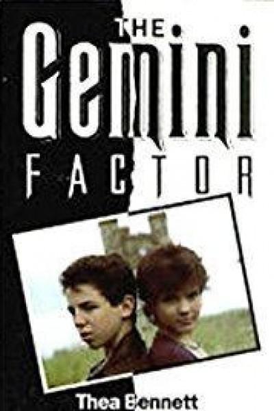 Caratula, cartel, poster o portada de El Factor Géminis