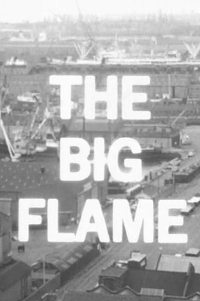 Caratula, cartel, poster o portada de The Big Flame