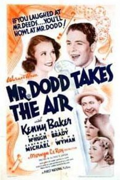 Caratula, cartel, poster o portada de Mr. Dodd Takes the Air