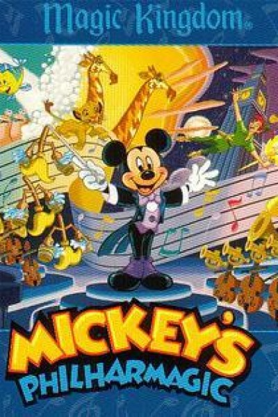Caratula, cartel, poster o portada de Mickey\'s PhilharMagic