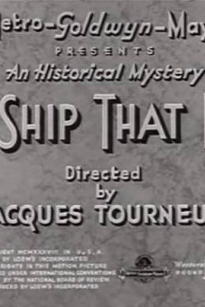 Caratula, cartel, poster o portada de The Ship That Died