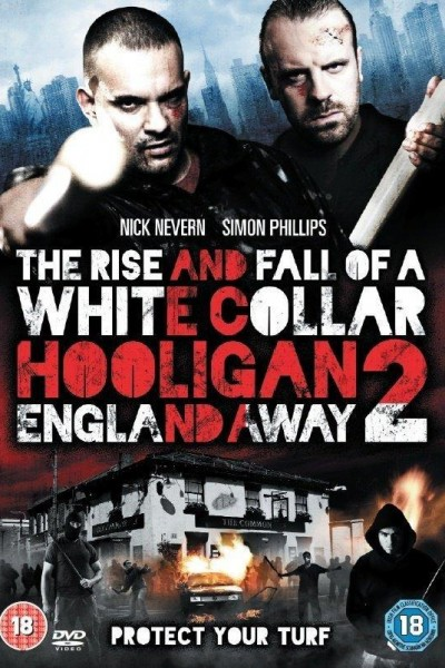 Caratula, cartel, poster o portada de White Collar Hooligan 2: England Away