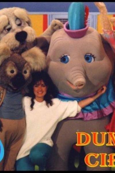 Caratula, cartel, poster o portada de Dumbo\'s Circus