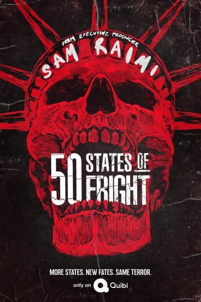 Caratula, cartel, poster o portada de 50 States of Fright