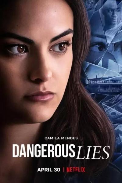 Caratula, cartel, poster o portada de Dangerous Lies