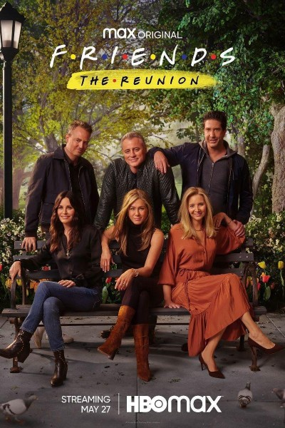 Caratula, cartel, poster o portada de Friends: The Reunion
