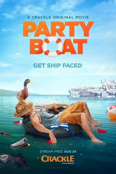 Caratula, cartel, poster o portada de Party Boat