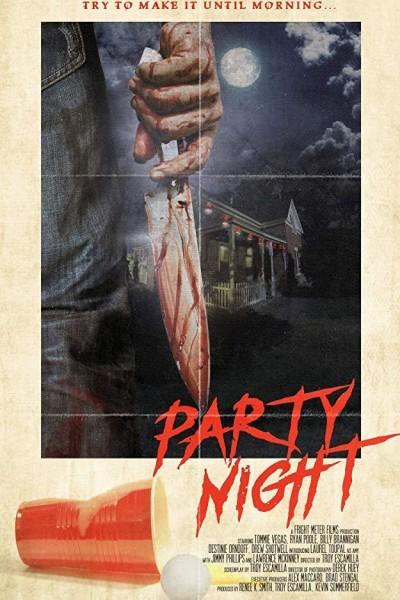 Caratula, cartel, poster o portada de Party Night