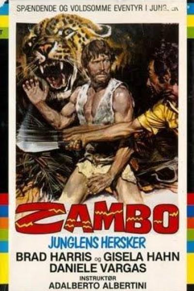 Caratula, cartel, poster o portada de Zambo, rey de la jungla