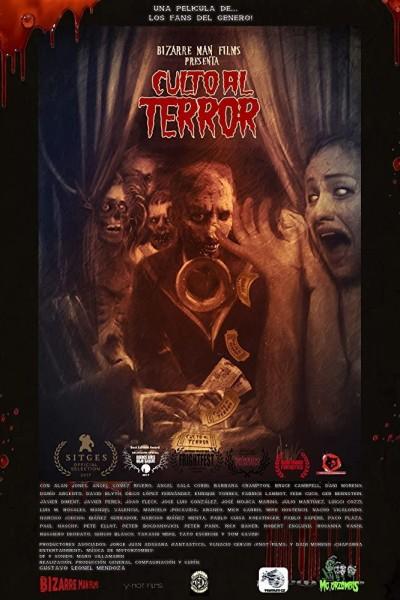 Caratula, cartel, poster o portada de Culto al terror