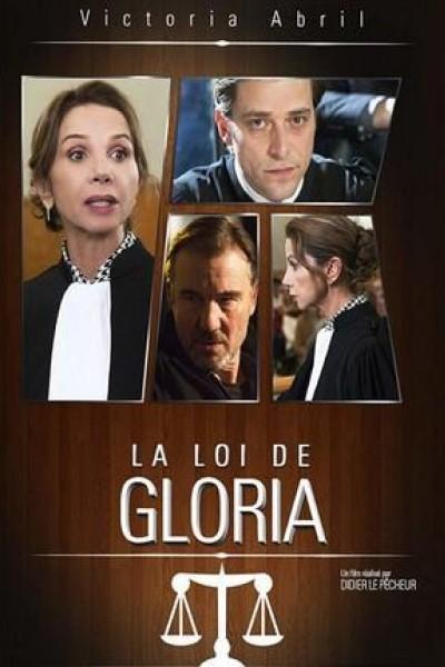 Caratula, cartel, poster o portada de La ley de Gloria
