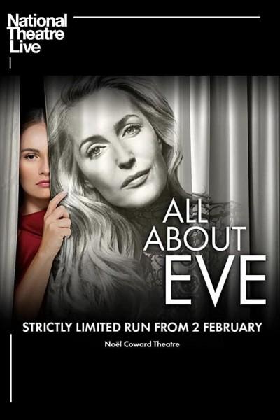 Caratula, cartel, poster o portada de National Theatre Live: Eva al desnudo