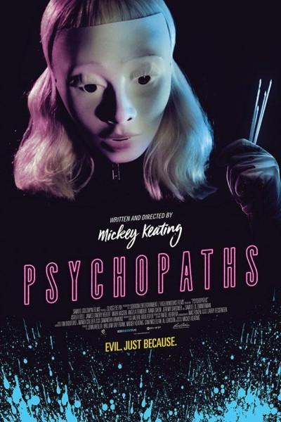 Caratula, cartel, poster o portada de Psychopaths
