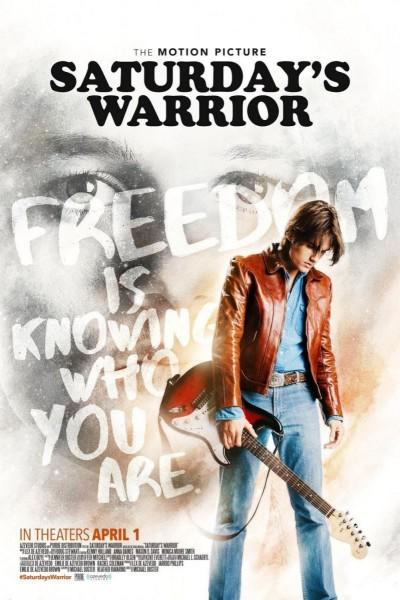 Caratula, cartel, poster o portada de Saturday\'s Warrior