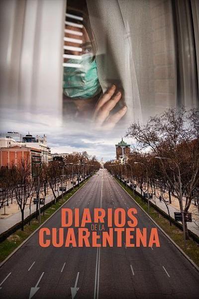 Caratula, cartel, poster o portada de Diarios de la cuarentena