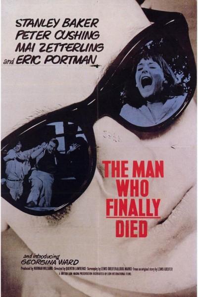 Caratula, cartel, poster o portada de El hombre que murió tres veces