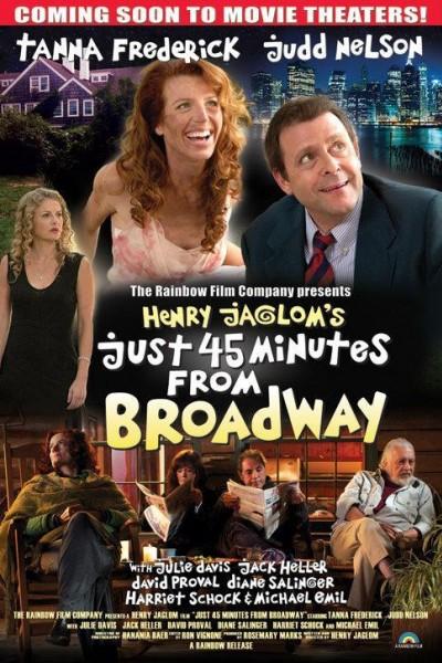 Caratula, cartel, poster o portada de Just 45 Minutes From Broadway