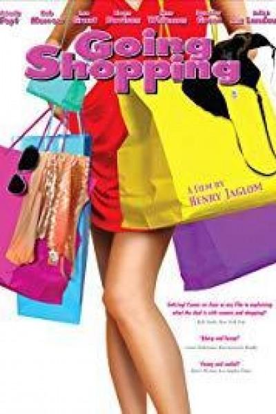 Caratula, cartel, poster o portada de Going Shopping