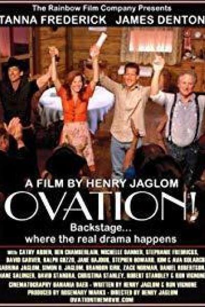 Caratula, cartel, poster o portada de Ovation