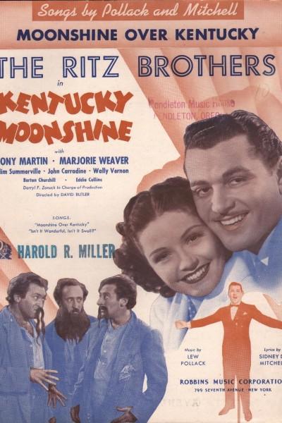 Caratula, cartel, poster o portada de Kentucky Moonshine