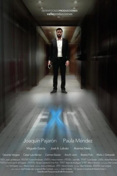 Caratula, cartel, poster o portada de Exit