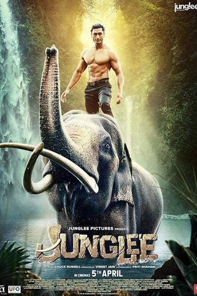 Caratula, cartel, poster o portada de Junglee: Alma salvaje