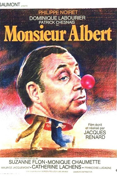 Caratula, cartel, poster o portada de Monsieur Albert