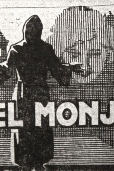 Caratula, cartel, poster o portada de El Monje