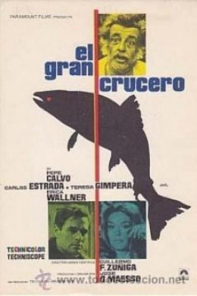 Caratula, cartel, poster o portada de El gran crucero