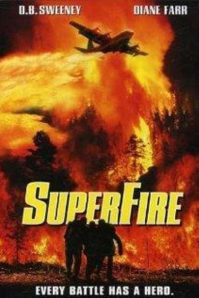 Caratula, cartel, poster o portada de Fuego mortal