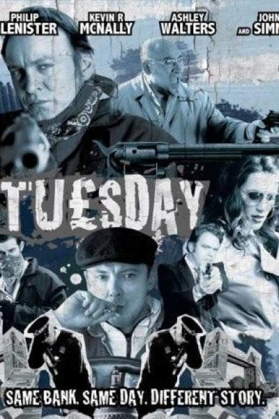 Caratula, cartel, poster o portada de Tu£sday
