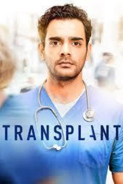 Caratula, cartel, poster o portada de Transplant