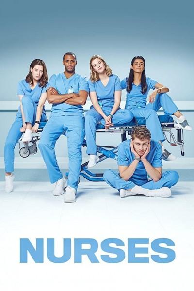 Caratula, cartel, poster o portada de Nurses
