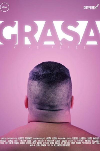 Caratula, cartel, poster o portada de Grasa