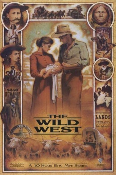 Caratula, cartel, poster o portada de The Wild West
