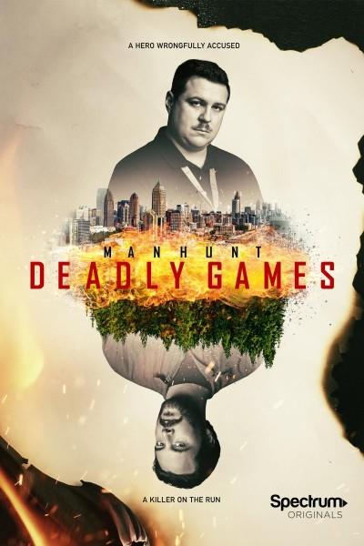 Caratula, cartel, poster o portada de Manhunt: Deadly Games