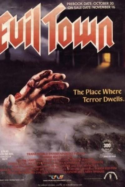 Caratula, cartel, poster o portada de Evil Town