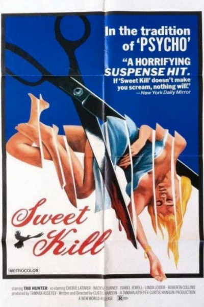 Caratula, cartel, poster o portada de Sweet Kill