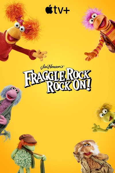 Caratula, cartel, poster o portada de Fraggle Rock: Rock On!