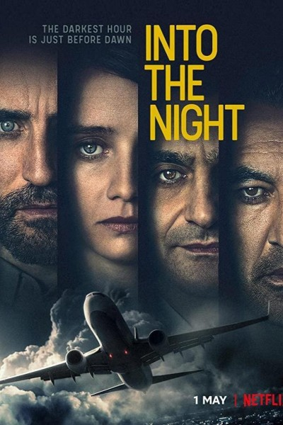 Caratula, cartel, poster o portada de Into the Night