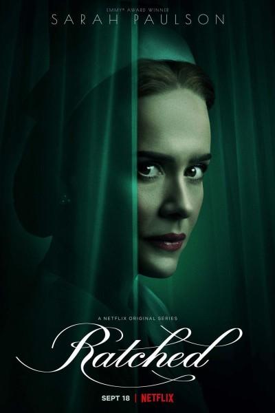 Caratula, cartel, poster o portada de Ratched