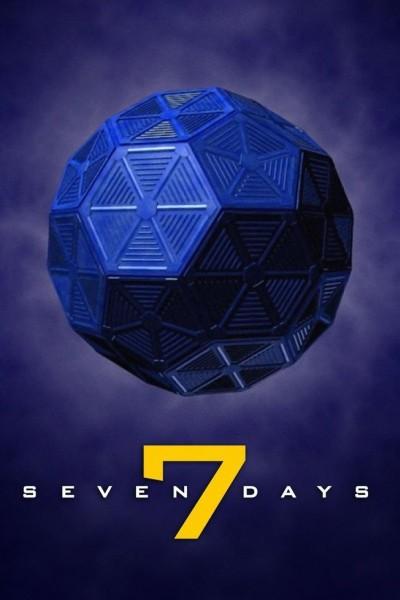 Caratula, cartel, poster o portada de Siete días