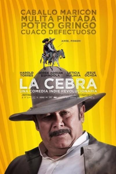 Caratula, cartel, poster o portada de La cebra