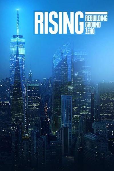 Caratula, cartel, poster o portada de Rising: Reconstruyendo la Zona Cero