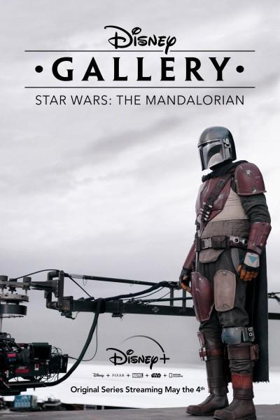 Caratula, cartel, poster o portada de Galería Disney: Star Wars: The Mandalorian