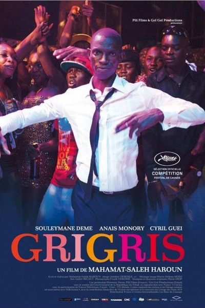 Caratula, cartel, poster o portada de GriGris