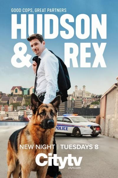 Caratula, cartel, poster o portada de Hudson & Rex