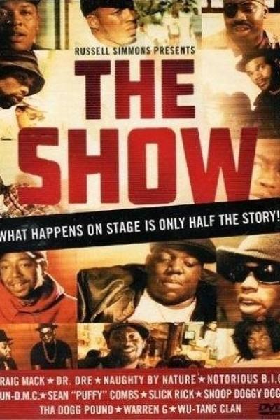Caratula, cartel, poster o portada de The Show