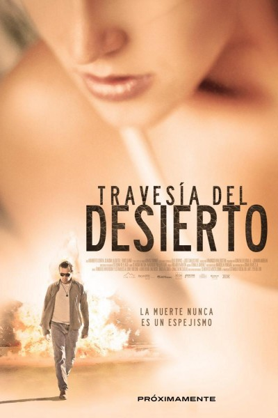 Caratula, cartel, poster o portada de Travesía del desierto